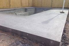 Outdoor Pool Surround- Sub Surface Sealed