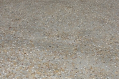 Outdoor Polished Concrete