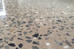 Polished Concrete Full Exposure